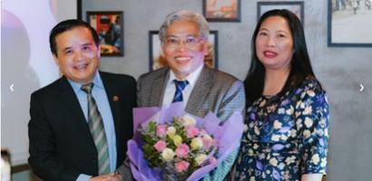 Nhà giáo Tô Minh Tiếp - Người thầy đáng kính của học sinh Hồ Tùng Mậu
