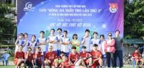 Ngày hội thể thao kỷ niệm ngày thành lập Đoàn