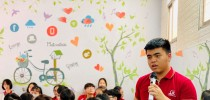 TALKSHOW IELTS - Cánh cửa du học